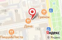 Схема проезда до компании Деловая Русь-Тамбов в Тамбове
