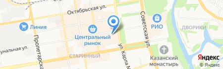 MakFine на карте Тамбова