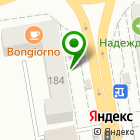 Местоположение компании X-NAIL