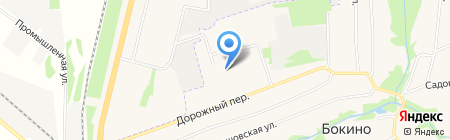 Непоседы на карте Бокино