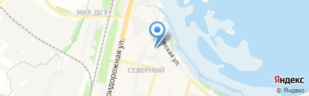Колосок на карте Бокино