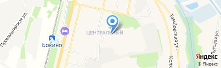 ДЮСШ №2 Тамбовского района на карте Бокино