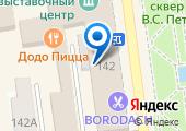 Управление Судебного департамента в Тамбовской области на карте