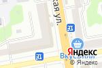 Схема проезда до компании Банк ВТБ 24, ПАО в Тамбове