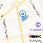 Семь Гномов на карте Тамбова