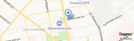 ВСК ОСАО на карте Тамбова