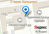 Тамбовский областной суд на карте
