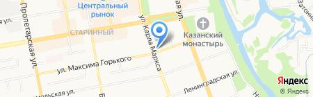 TS group на карте Тамбова