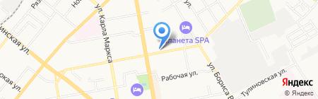 АВТОСУШИ на карте Тамбова