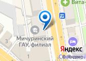 Молодая Гвардия Единой России на карте