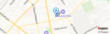Региональная Мемориальная Компания на карте Тамбова