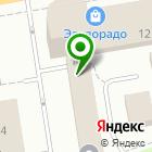 Местоположение компании Центр кластерного развития Тамбовской области
