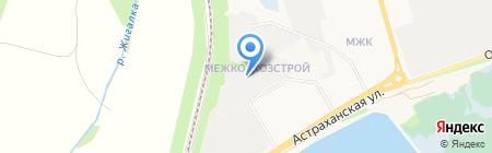Солидсаб на карте Тамбова