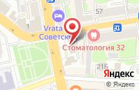 Схема проезда до компании Оникс-строй в Куровском