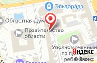 Схема проезда до компании Информационно-Издательский Центр Сфера в Тамбове