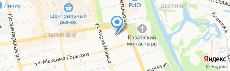 Энергосервисный центр на карте Тамбова