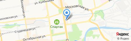 МеталлоПрофиль на карте Тамбова
