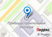 Спортивная федерация автомобильного спорта Тамбовской области на карте
