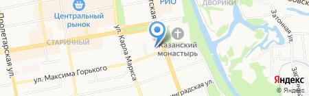 Фото Экспресс на карте Тамбова