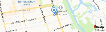 Семь дней на карте Тамбова