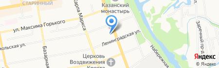 ЖЭК №3 на карте Тамбова