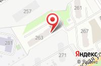 Схема проезда до компании Компания Козерог в Тамбове
