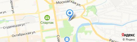 QIWI на карте Тамбова