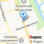 Золотая Русь на карте Тамбова