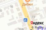 Схема проезда до компании Титул в Тамбове