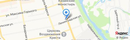 ЦНДЗ-Юго-Восток на карте Тамбова