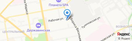 Центр диагностики и консультирования на карте Тамбова