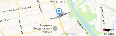 ГоМани на карте Тамбова