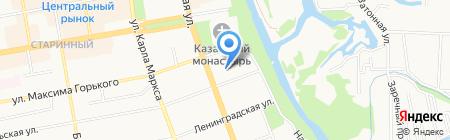 Электроводмонтаж на карте Тамбова
