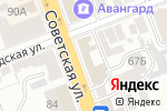 Схема проезда до компании АрбатСтройМонтаж в Тамбове