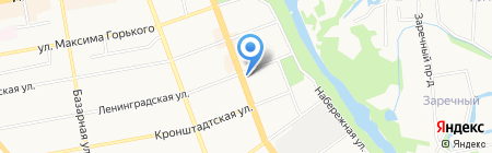 Профит на карте Тамбова