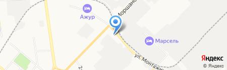 Центр лабораторного анализа и технических измерений по Центральному федеральному округу на карте Тамбова
