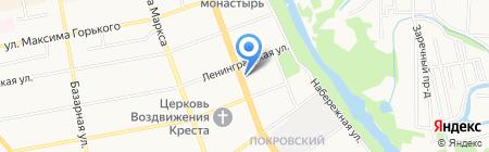 АгроЛенд на карте Тамбова