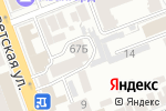 Схема проезда до компании Магазин свадебных товаров в Рязани