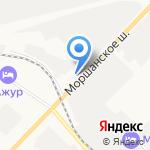 FEDOROV-стекло на карте Тамбова