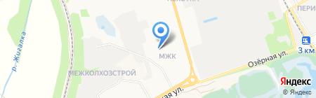 Данталсервис на карте Тамбова