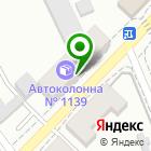Местоположение компании Школа подготовки водителей