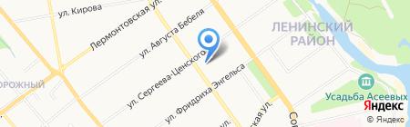 Фармацевтическая компания на карте Тамбова