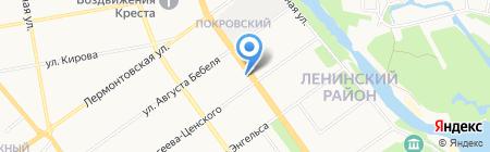 Gela & tais на карте Тамбова