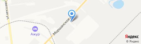 МНЮИ на карте Тамбова