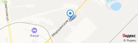 Тамбовгальванотехника им. Лившица С.И. на карте Тамбова