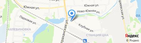 Kitmoney на карте Тамбова