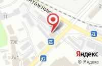Схема проезда до компании Тамбовагропромснаб в Тамбове