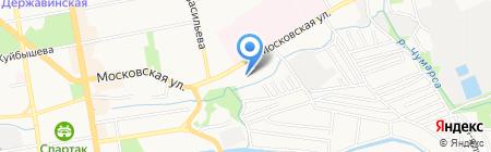Ортопедия с комфортом на карте Тамбова