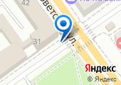 Управление МВД России по Тамбовской области на карте