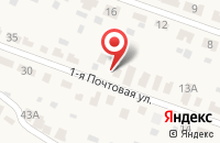 Схема проезда до компании ЛиК в Красненькой